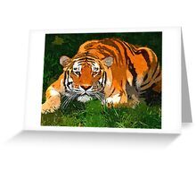 """""""The Hunt"""" Greeting Card"""