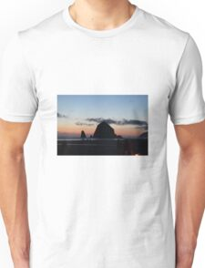 Haystack Rock at Cannon Beach, OR Unisex T-Shirt