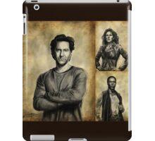 Chancellors 4 iPad Case/Skin