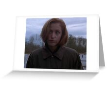 Ultimate Cutie Scully Greeting Card