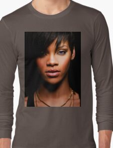 Cool Rihanna by omans Long Sleeve T-Shirt