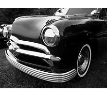 Vintage Automobile - 50's Mercury - Studebaker - Ford  Photographic Print