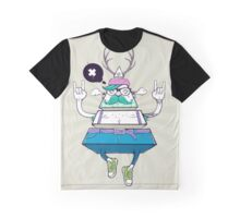Triangle Hipsta Graphic T-Shirt