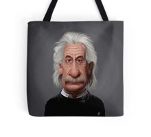 Celebrity Sunday - Albert Einstein Tote Bag