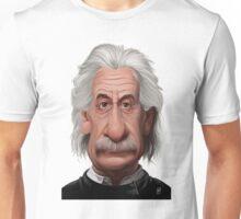 Celebrity Sunday - Albert Einstein Unisex T-Shirt