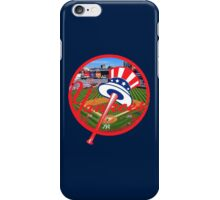 New York Yankees Stadium Logo iPhone Case/Skin