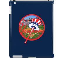 New York Yankees Stadium Logo iPad Case/Skin
