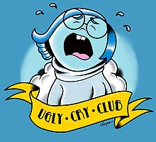 Ugly Cry Club by Cheyne Gallarde