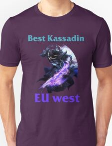 Best Kassadin EU West T-Shirt