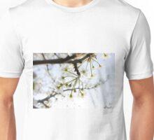 Radiant Blossoms Unisex T-Shirt