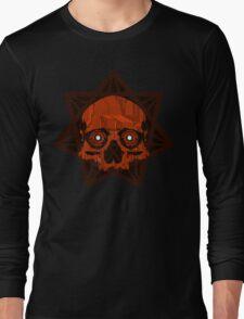 Sinister Skulls: Heptagram Circuit Long Sleeve T-Shirt