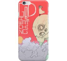 GoD is Watching iPhone Case/Skin