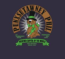 PUNXSUTAWNEY PHIL Groundhog Day Unisex T-Shirt