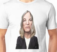 Celebrity Sunday - Patti Smith Unisex T-Shirt