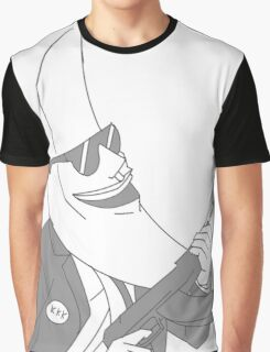 Moonman - Kay Kay Kay Graphic T-Shirt