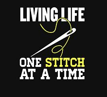 Living Life Sewing Unisex T-Shirt