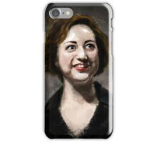 Kristen Schaal iPhone Case/Skin