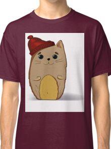 Cat in the red cap Classic T-Shirt