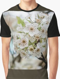 Speckled Blossoms Graphic T-Shirt