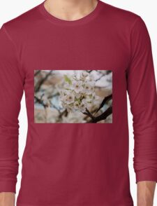 Speckled Blossoms Long Sleeve T-Shirt