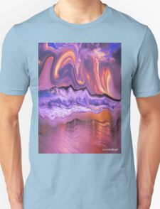 WAVES OF GOODNESS COVERS YOU Unisex T-Shirt