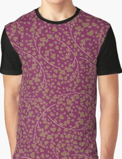 Love pattern Graphic T-Shirt