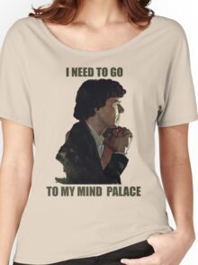 Sherlock's Mind Palace Women's Relaxed Fit T-Shirt