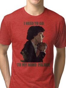 Sherlock's Mind Palace Tri-blend T-Shirt