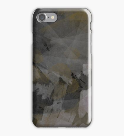 Modern Painting IV iPhone Case/Skin