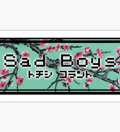 AESTHETIC ~ Sad Boys #2 Sticker