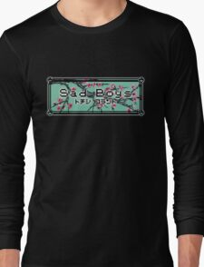 AESTHETIC ~ Sad Boys #2 Long Sleeve T-Shirt