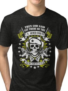 U.S Armed Forces Tri-blend T-Shirt