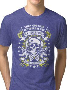 U.S Armed Forces Tri-blend T-Shirt