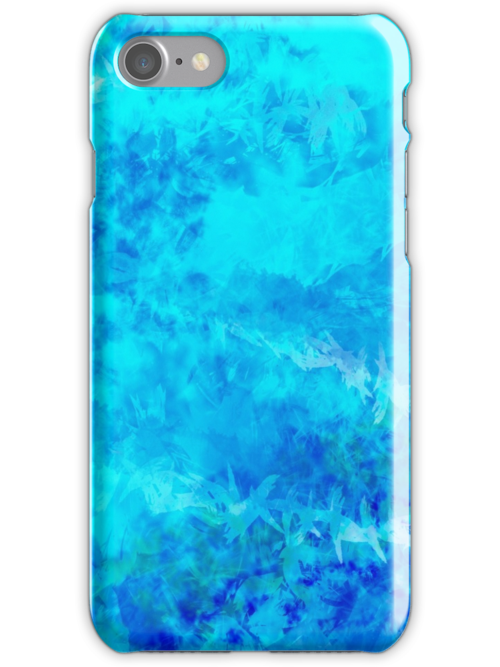Blue Lagoon by Melanie Viola