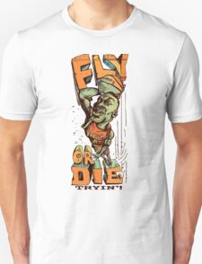 Fly or Die Trying Basketball Player Baller T-Shirt