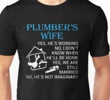 Plumber's Wife Unisex T-Shirt