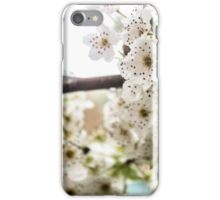 Speckled Blossoms iPhone Case/Skin