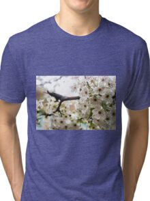 Speckled Blossoms Tri-blend T-Shirt