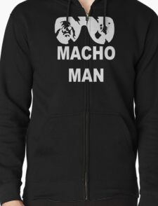 Macho Man T-Shirt