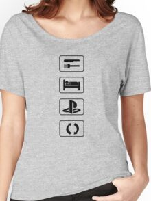 Geek's life 2  Women's Relaxed Fit T-Shirt