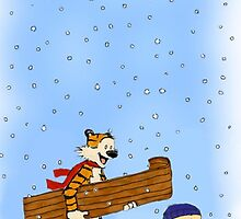 adventure calvin and hobbes by borden