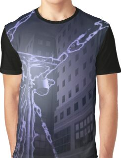Electricity Graphic T-Shirt