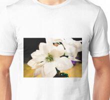 White Petals Unisex T-Shirt