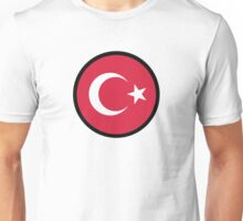 In a sign of Turkey Unisex T-Shirt