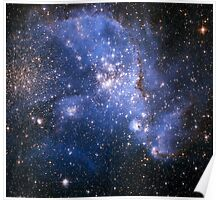 The Small Magellanic Cloud Poster