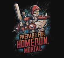 Prepare for homerun! by Bigmom