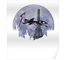 Tshirt Thief - Sly Poster