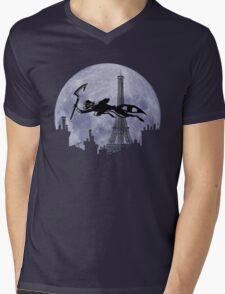 Tshirt Thief - Sly Mens V-Neck T-Shirt