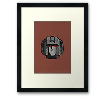 G1 Starscream Framed Print