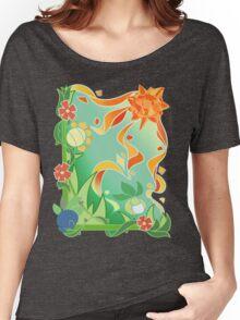 PKM Sun Stone Frolic Women's Relaxed Fit T-Shirt